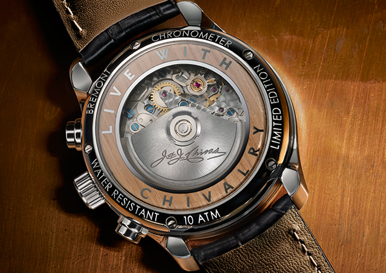 Chivas 12 Made for Gentlemen by Bremont pic 05