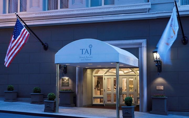 Taj Campton Place San Francisco