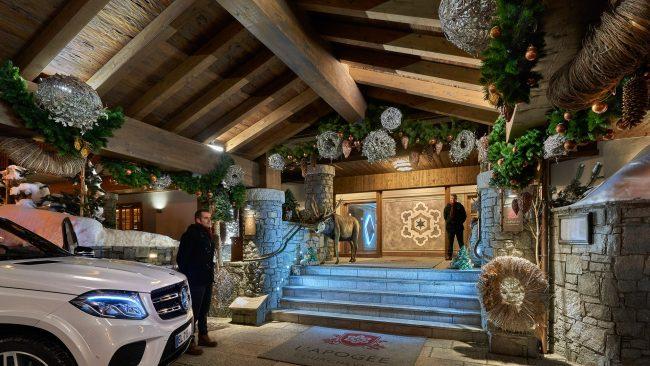 lapogee Courchevel Hotel 01