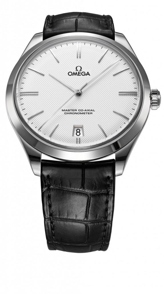 Omega De Ville Tresor White Gold Watch