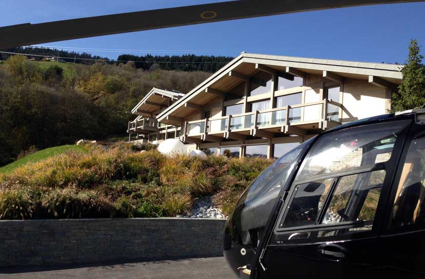 Ultra luxurious chalet Mont Blanc in Megeve France 12
