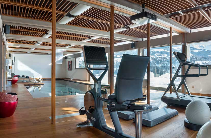 Ultra luxurious chalet Mont Blanc in Megeve France 13