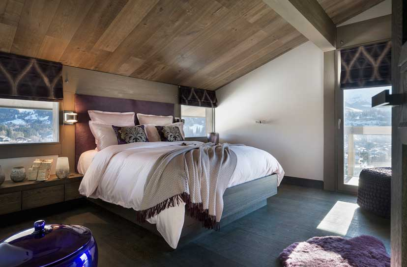 Ultra luxurious chalet Mont Blanc in Megeve France 14
