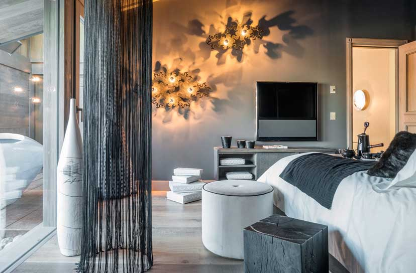 Ultra luxurious chalet Mont Blanc in Megeve France 16
