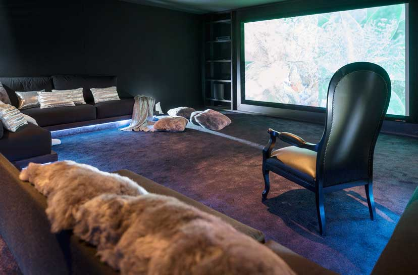 Ultra luxurious chalet Mont Blanc in Megeve France 19