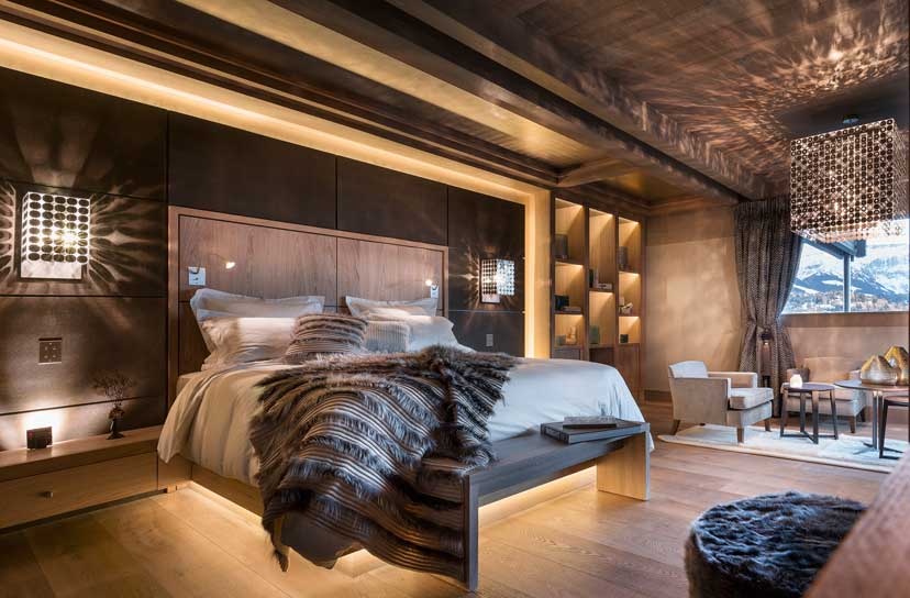 Ultra luxurious chalet Mont Blanc in Megeve France 22