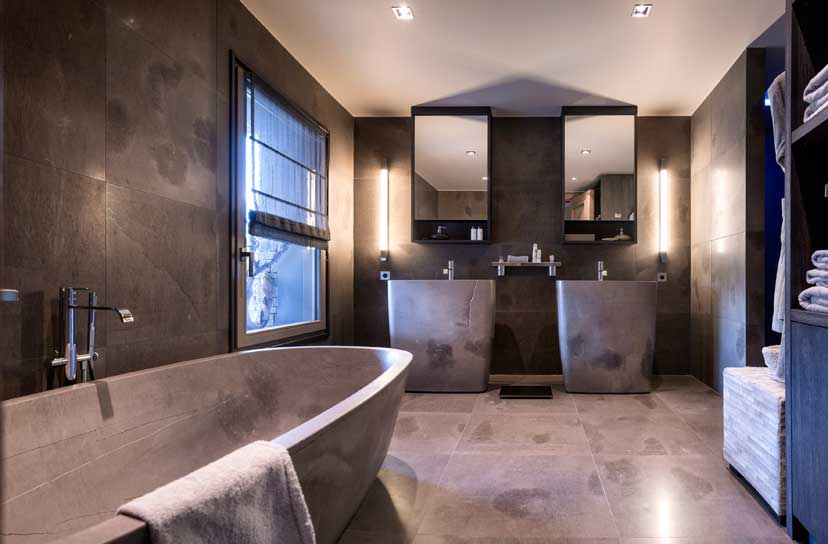 Ultra luxurious chalet Mont Blanc in Megeve France 23