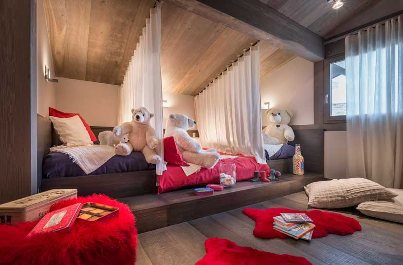 Ultra luxurious chalet Mont Blanc in Megeve France 24