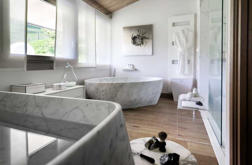 Ultra luxurious chalet Mont Blanc in Megeve France 25