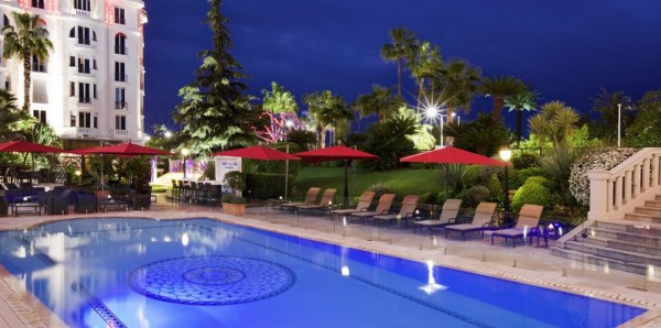 Hotel Majestic Barriere Cannes 06