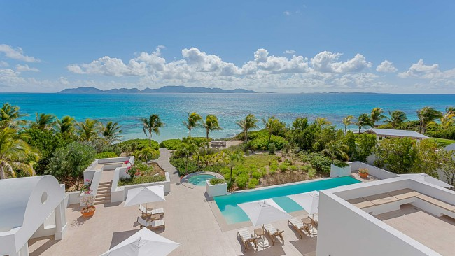 Stunning 5 Bedroom villa in Rendezvous Bay Anguilla pic 2