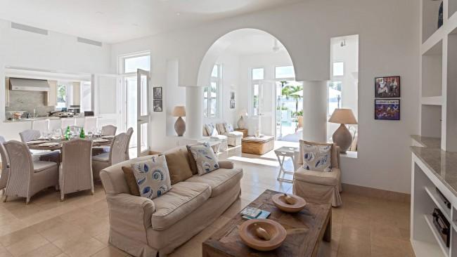 Stunning 5 Bedroom villa in Rendezvous Bay Anguilla pic 4