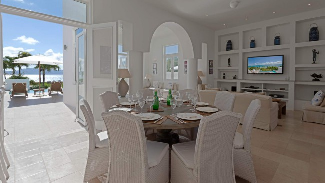 Stunning 5 Bedroom villa in Rendezvous Bay Anguilla pic 5
