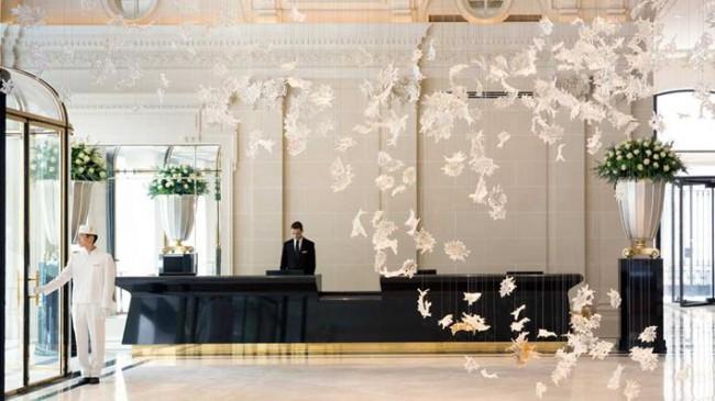 Peninsula Paris Hotel 01