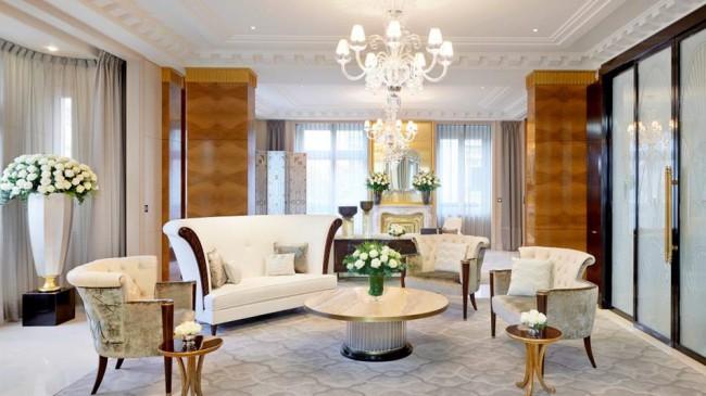 Peninsula Paris Hotel 08