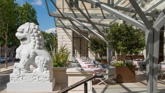 Peninsula Paris Hotel 14