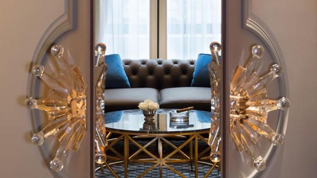 Peninsula Paris Hotel 17
