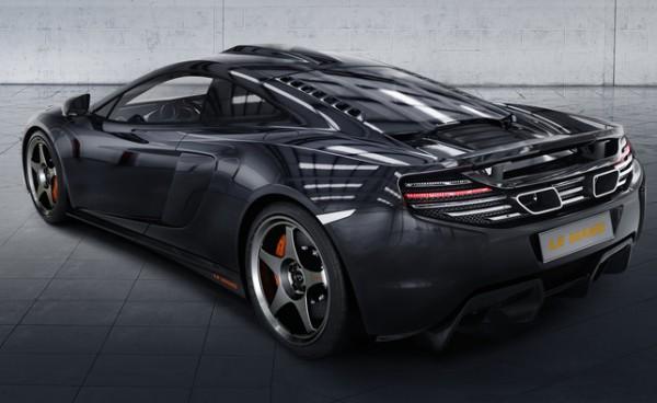 McLaren 650s Le Mans picture 02