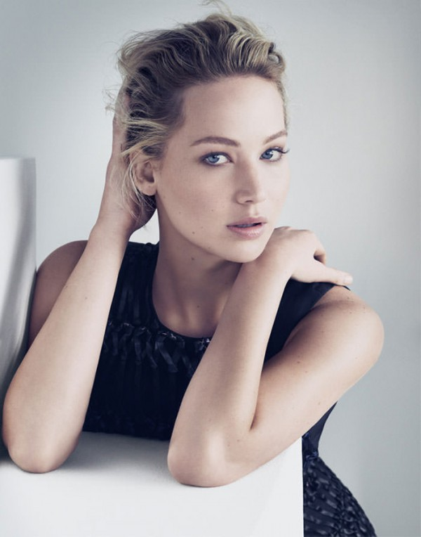 Be Dior Spring 2015 Handbag Ad Campaign with Jennifer Lawrence pic 06