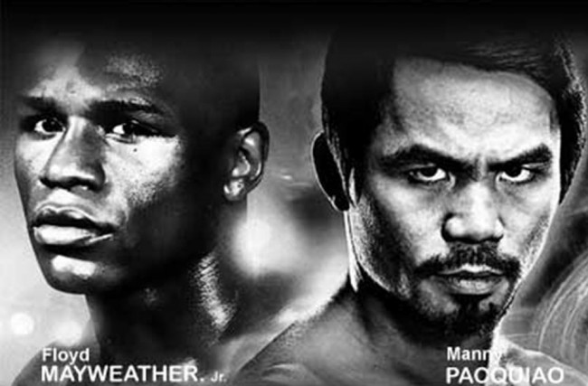 Floyd Mayweather vs Manny Pacquiao May 2nd 2015 Las Vegas