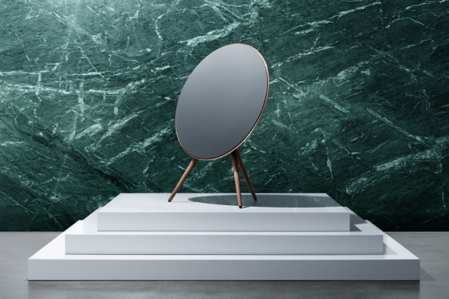 The Rose Gold Love Affair Collection by Bang and Olufsen 01