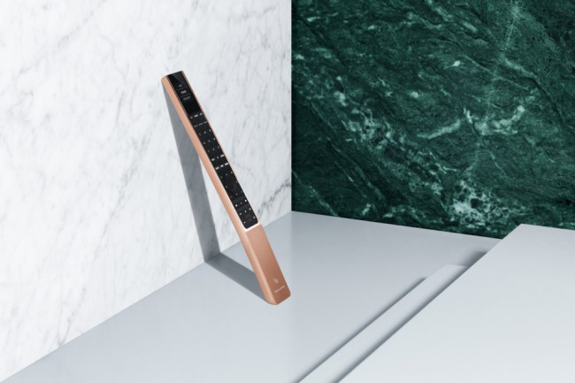 The Rose Gold Love Affair Collection by Bang and Olufsen 02