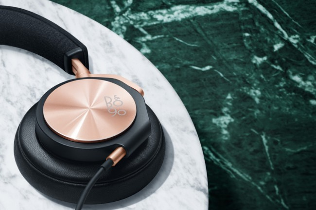 The Rose Gold Love Affair Collection by Bang and Olufsen 05