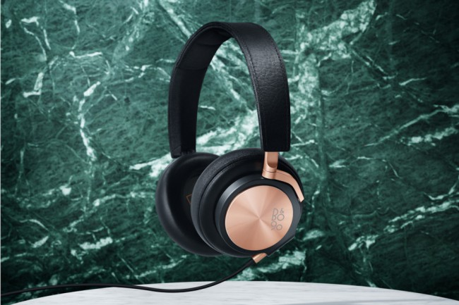 The Rose Gold Love Affair Collection by Bang and Olufsen 06