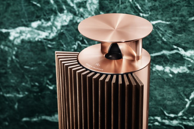 The Rose Gold Love Affair Collection by Bang and Olufsen 07