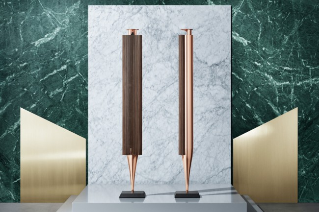 The Rose Gold Love Affair Collection by Bang and Olufsen 08