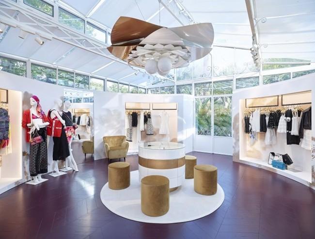Chanel Saint-Tropez Ephemeral Boutique pic 04