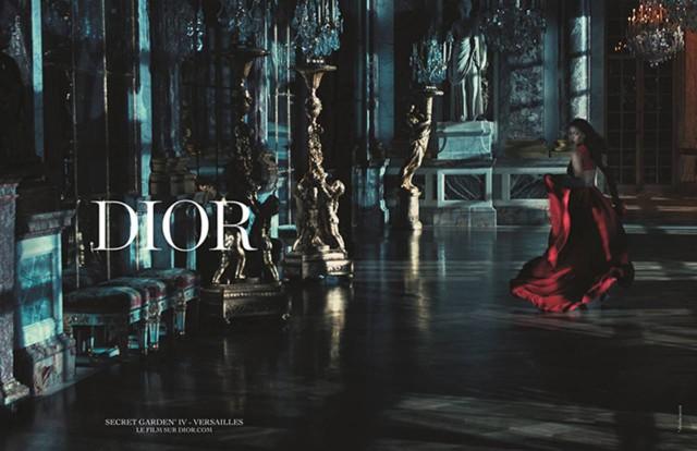 Dior Rihanna Secret Garden Ad Campaign 03