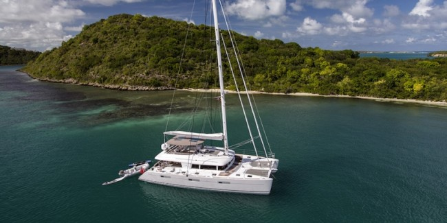 Lagoon 620 Sailing Catamaran 01
