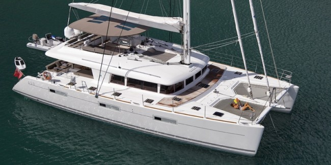 Lagoon 620 Sailing Catamaran 02