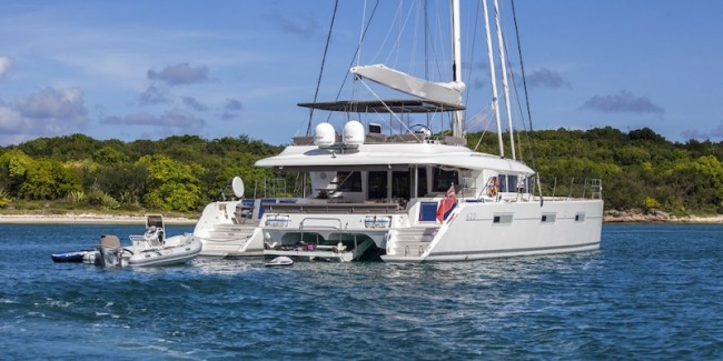 Lagoon 620 Sailing Catamaran 06