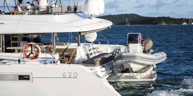 Lagoon 620 Sailing Catamaran 09