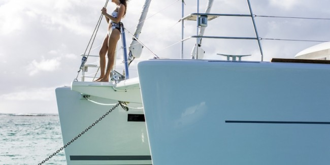 Lagoon 620 Sailing Catamaran 13