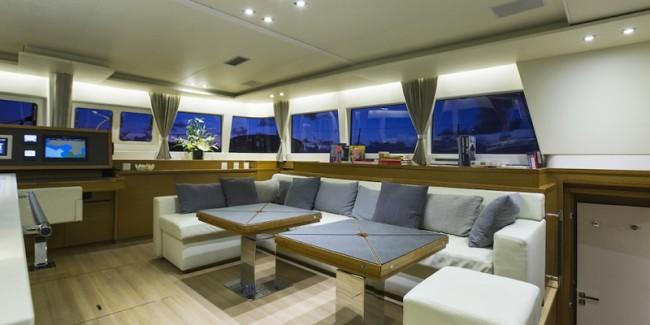 Lagoon 620 Sailing Catamaran 16