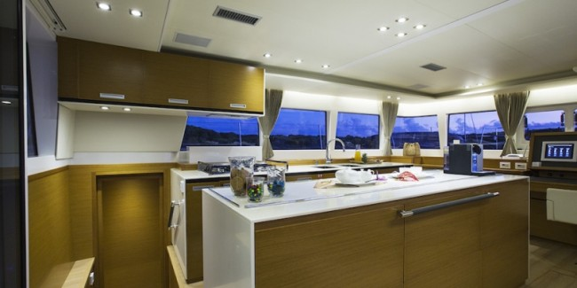 Lagoon 620 Sailing Catamaran 18