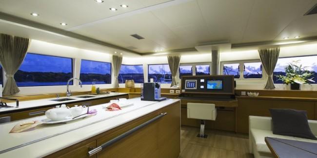 Lagoon 620 Sailing Catamaran 19