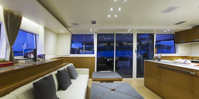 Lagoon 620 Sailing Catamaran 20
