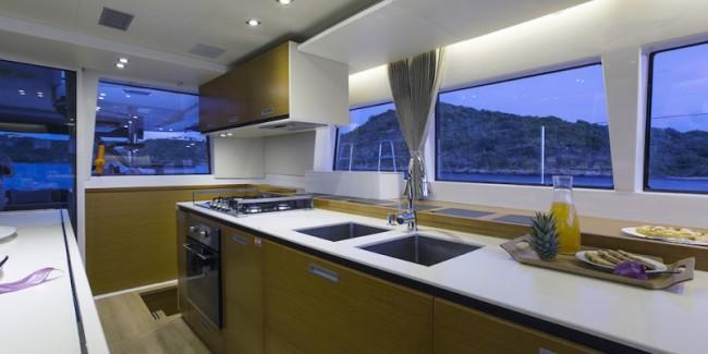 Lagoon 620 Sailing Catamaran 22