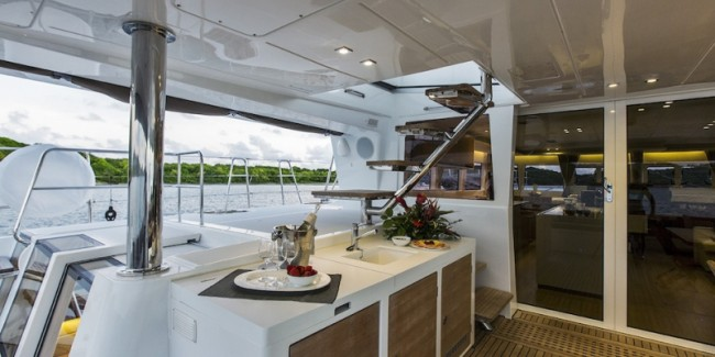 Lagoon 620 Sailing Catamaran 24