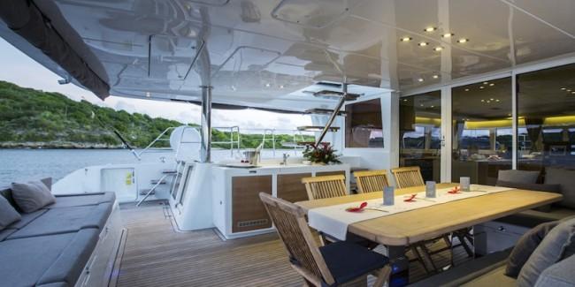 Lagoon 620 Sailing Catamaran 25