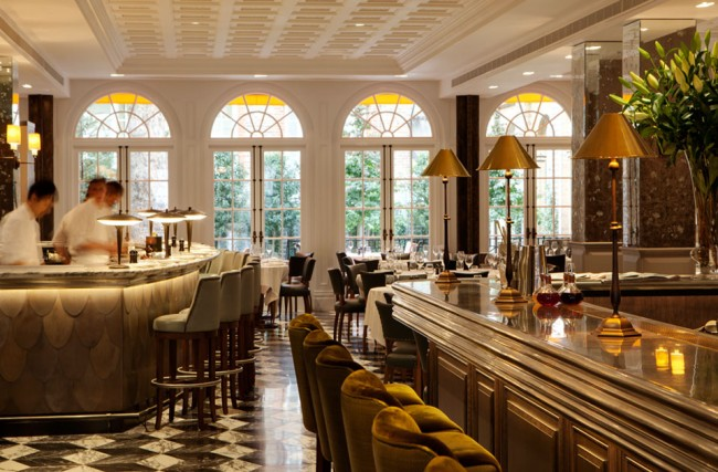 The Brasserie at the Arts Club London
