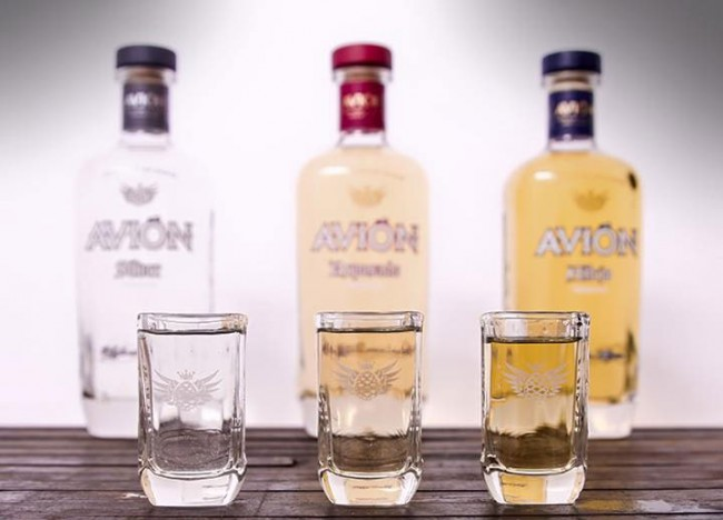 World's Most Expensive Tasting Flight by Tequila Avion pic 01