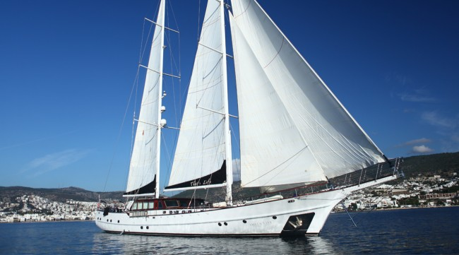 Luxury Gulet Yacht for charter That's Life pic 01