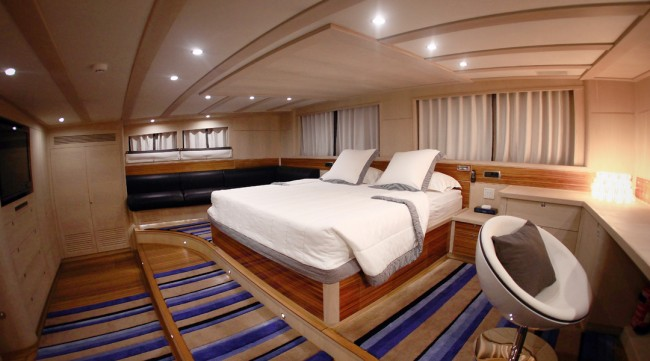Luxury Gulet Yacht for charter That's Life pic 05
