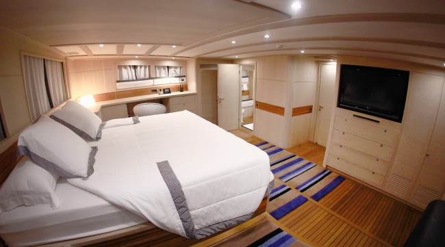 Luxury Gulet Yacht for charter That's Life pic 06