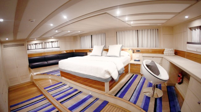 Luxury Gulet Yacht for charter That's Life pic 07